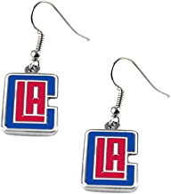 aminco Los Angeles Clippers Dangle Logo Earring Set Charm Gift NBA