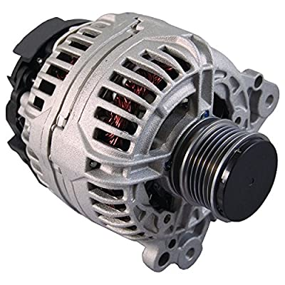 New Alternator Replacement For Audi A3 2.0L 06 07 08 09 10 11 12 13 14 2006-2014, Audi TT 2008-2010, Volkswagen Jetta 2009, Passat 06-08