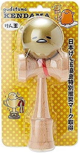 entrega rápida [Gudetama] Kenndama oro kendama Japan Japan Japan kendama Association recommended by Unknown  más vendido