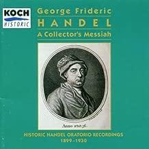 Collector's Messiah - Historic Handel Oratorio Recordings 1899-1930 Koch