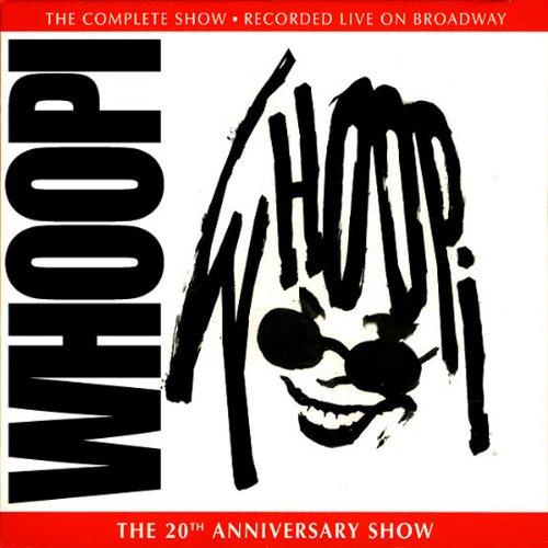 Whoopi Goldberg audiobook cover art