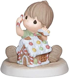 Precious Moments Holidays So Sweet Figurine - Porcelain Christmas New 2013 131018-PM