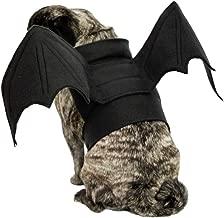 Cat Costume Halloween Pet Bat Wings Cat Dog Costumes