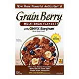 Grain Berry Cereal,BRAN FLAKES, (The Silver Palate), 12 OZ (Pack of 6)6
