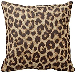 Cuscini Leopardati.Amazon It Leopardato Cuscini Decorativi E Accessori Tessili