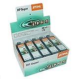 Stihl HP Aceite de 2 tiempos, 10 bolsitas para 4 Mix 0781 319 8052