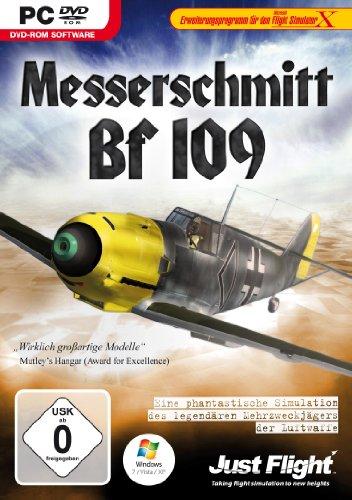 Flight Simulator X - Messerschmitt Bf 109 (Add-On)
