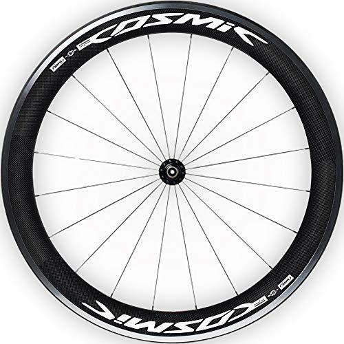 Pegatinas Llantas Bicicleta 29' Mavic Cosmic SL WH17 VINILOS Ruedas Blanco
