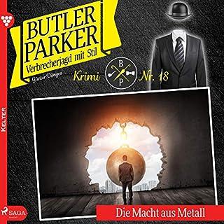 Die Macht aus Metall Titelbild