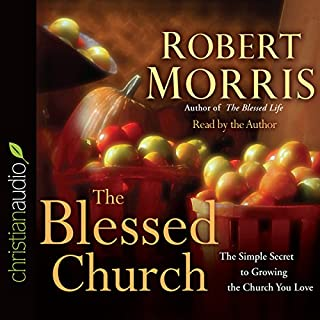 The Blessed Church audiobook cover art