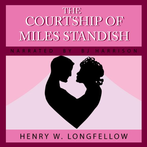 The Courtship of Miles Standish audiobook cover art