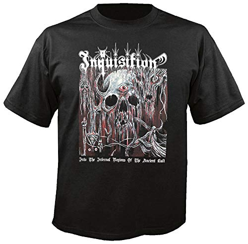 Inquisition - In The Name of Satan - T-Shirt Größe M