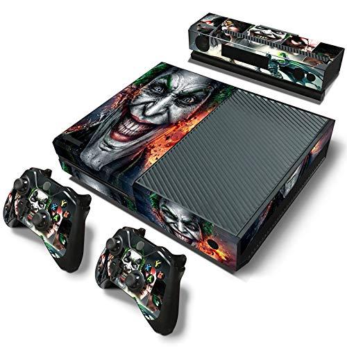 YISHO X BOX ONE game console kleurrijke stickers mode anti-krasbescherming film + handvat + sensor sticker