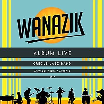 Creole jazz band (Live à Appaloos'Aréna, Arobase, 2019)