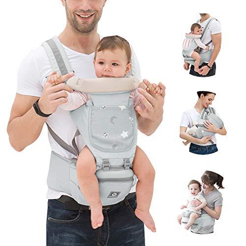 Le porte bébé ergonomique pour la naissance d'un garçon