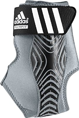 adidas Adizero Speedwrap Ankle Brace Medium Lead Large