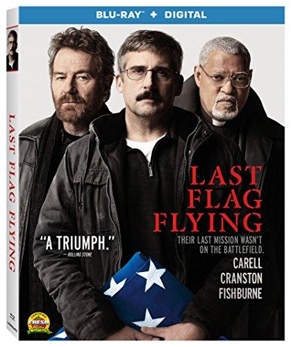 Last Flag Flying [Edizione: Stati Uniti] [Italia] [Blu-ray]