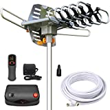 InstallerParts Amplified Outdoor HDTV Antenna --...