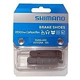 シマノ(SHIMANO) カートリッジタイプブレーキシューR55C4 カーボンリム用 リム幅21mm-24mm用 Y8L298070