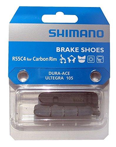 Shimano R55C4 Zapatas Sueltas, Unisex Adulto, Multicolor, Talla Única