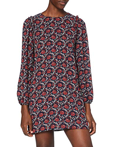 Pepe Jeans Madeline Vestido, Multicolor (0AA), Large para Mujer