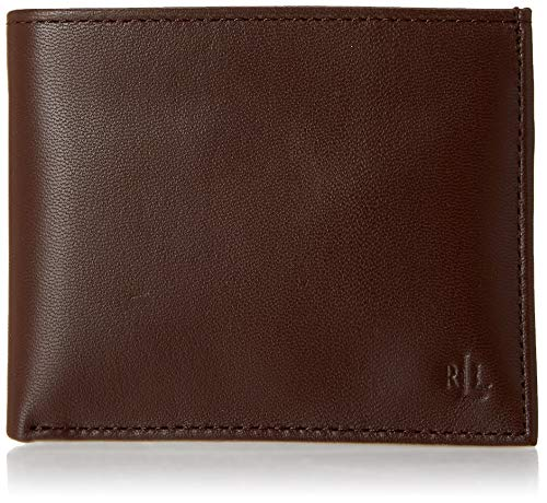 LAUREN Ralph Lauren Burnished Passcase Brown One Size