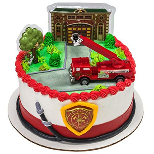 fire truck cake pan - 2