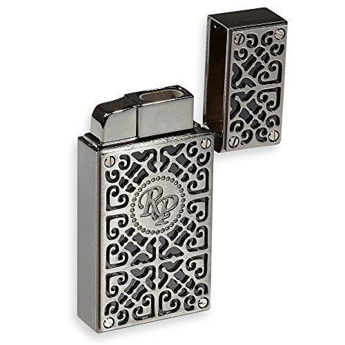 Rocky Patel Burn Collection Lighter - Black
