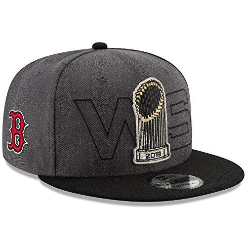 New Era Boston Red Sox 2018 World Series Champions 950 Adjustable Snapback Hat