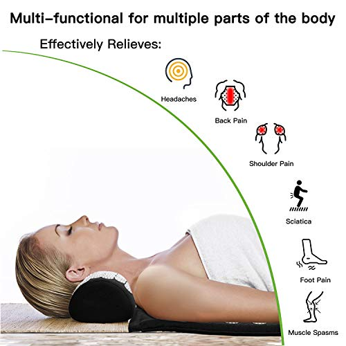 ENJIFE Acupressure Mat Pillow Set
