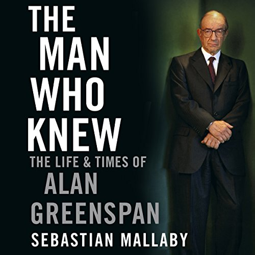 The Man Who Knew audiobook cover art