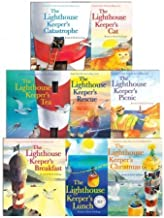 The Lighthouse Keeper's Series Collection 8 Books Set