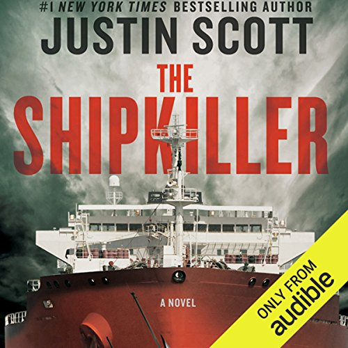 The Shipkiller audiobook cover art