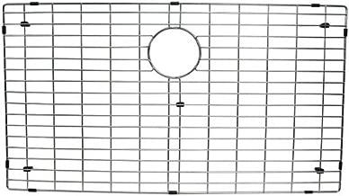 Starstar Kitchen Sink Bottom Grid, Stainless Steel, 27