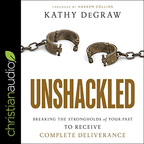 Unshackled audiobook cover art