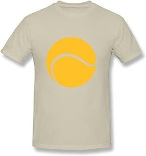 Men's Tennis Ball T-shirt