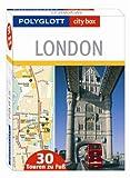 city box London - Box mit 30 Tourenkarten und Beiheft: Polyglott city box London -