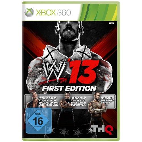 WWE 13 - First Edition [Importación Alemana]