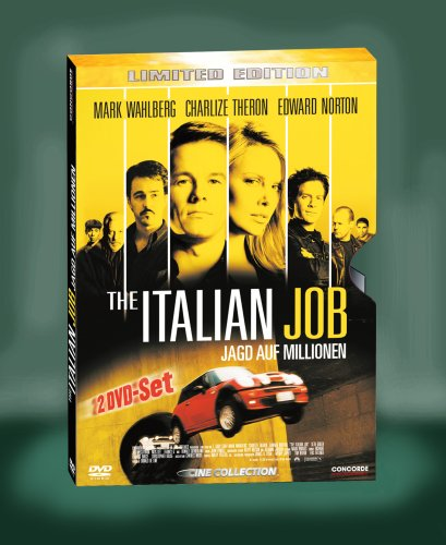 The Italian Job - Jagd auf Millionen - Limited Steelcase Edition [Limited Edition] [2 DVDs]