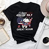 Shirt Snoopys 4th Of July Shirt Happy 4th Of...