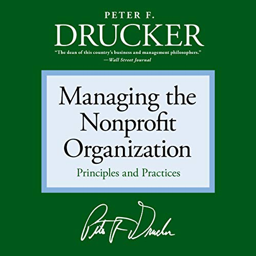 Managing the Non-Profit Organization cover art