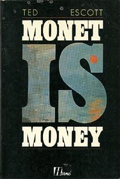 Paperback Monet is money Book