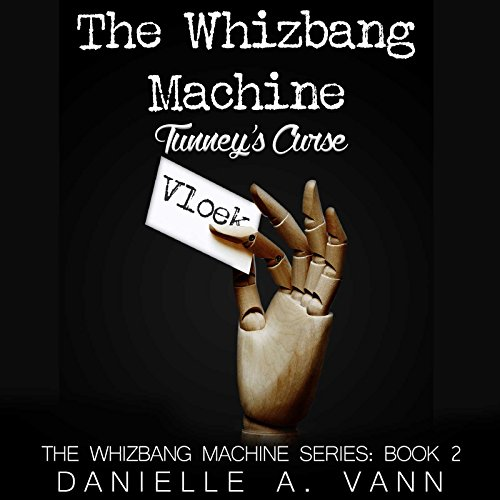 Tunney's Curse audiobook cover art