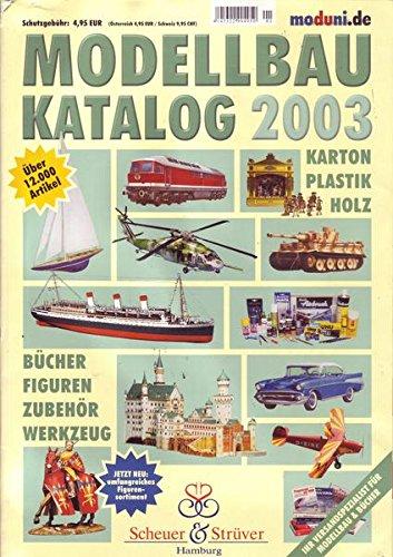 Modellbau Katalog 2003