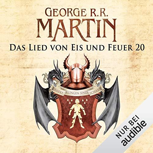 Game of Thrones - Das Lied von Eis und Feuer 20 audiobook cover art