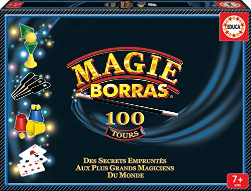 BORRAS Juego de Magia (Educa 24048)