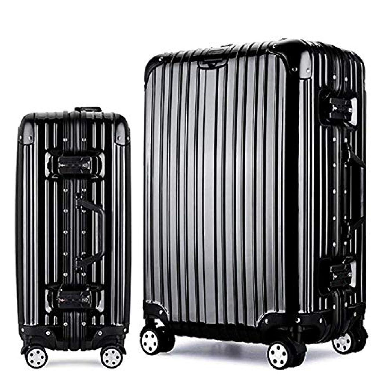 窓を洗う子羊移住するOsonmアルミニウムマグネシウム合金製 スーツケース キャリーバッグ 機内持ち込みスーツケース TSAロック 自在車 キャスター 5色6013