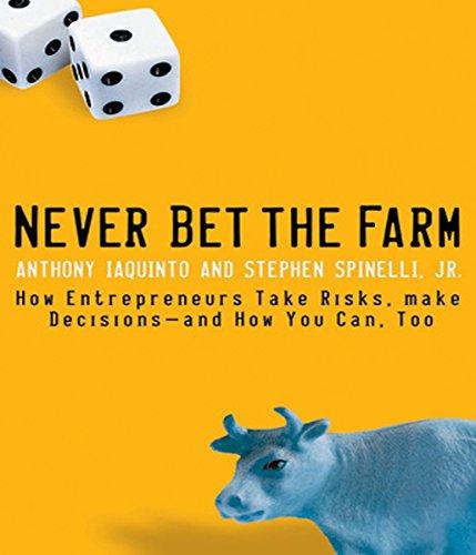 Never Bet the Farm cover art