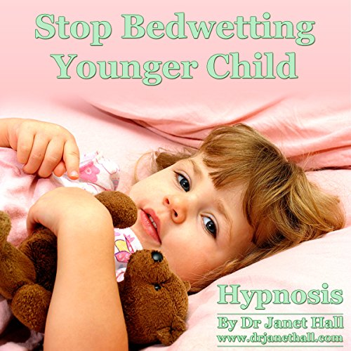 Stop Bedwetting Younger Child Hypnosis cover art
