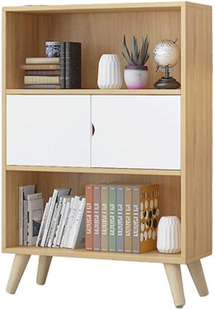 Kiter Librero Estantería para Libros Nordic Simple estantería ...